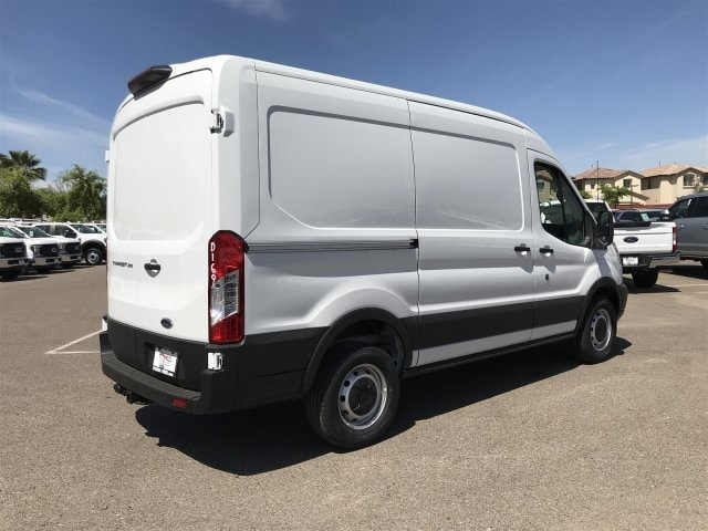 2019 Transit 250 Med Roof 4x2,  Empty Cargo Van #KKA32263 - photo 7