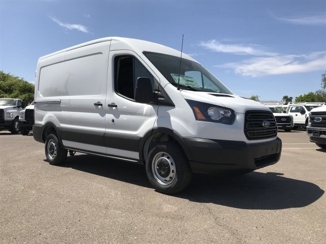2019 Transit 250 Med Roof 4x2,  Empty Cargo Van #KKA36182 - photo 1