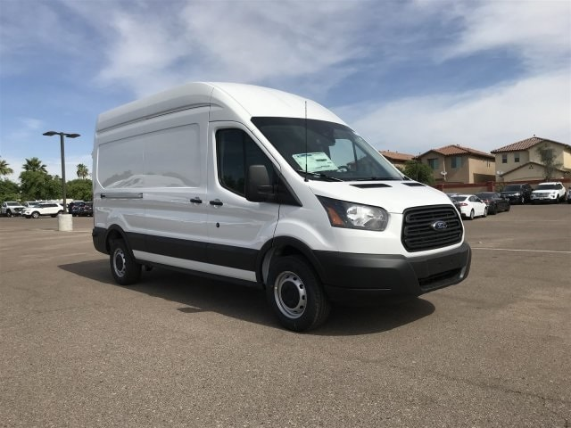 2019 Transit 350 High Roof 4x2,  Empty Cargo Van #KKA85466 - photo 1
