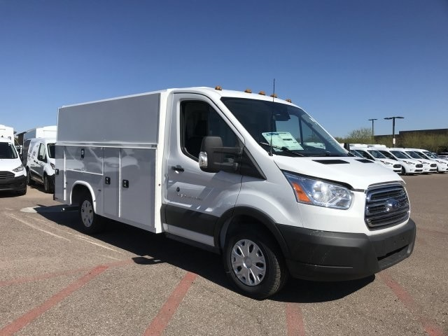 2019 Ford Transit 350 4x2, Knapheide Service Utility Van #KKB12452 - photo 1