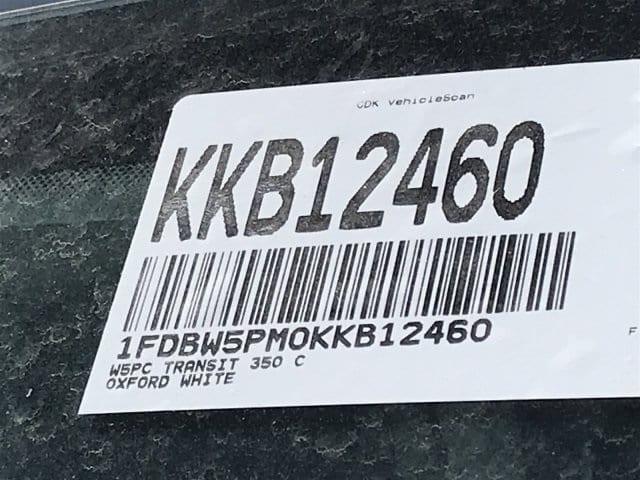 2019 Transit 350 4x2,  Knapheide KUV Service Utility Van #KKB12460 - photo 25