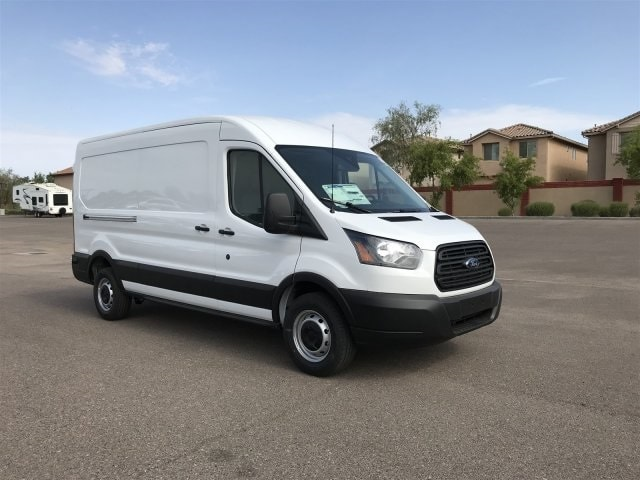 2019 Transit 250 Med Roof 4x2, Empty Cargo Van #KKB19502 - photo 1