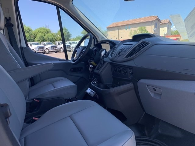 2019 Ford Transit 250 Med Roof RWD, Thermo King Refrigerated Body #KKB39239 - photo 11