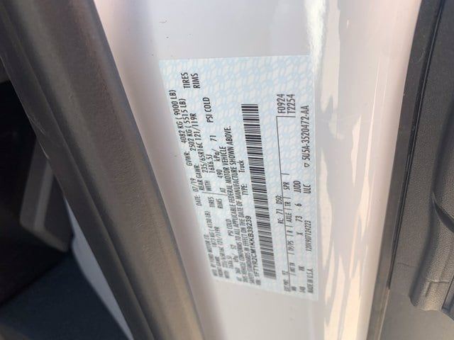 2019 Ford Transit 250 Med Roof RWD, Thermo King Refrigerated Body #KKB39239 - photo 23