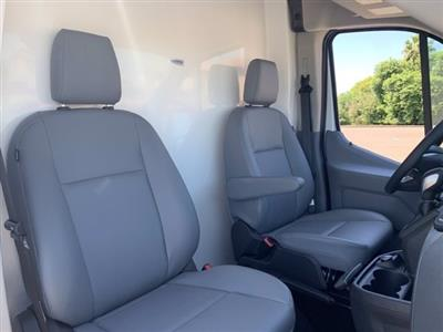 2019 Ford Transit 250 Med Roof RWD, Thermo King Refrigerated Body #KKB39239 - photo 10