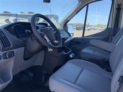 2019 Ford Transit 250 Med Roof RWD, Thermo King Refrigerated Body #KKB39239 - photo 14