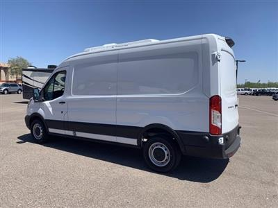 2019 Ford Transit 250 Med Roof RWD, Thermo King Refrigerated Body #KKB39239 - photo 8