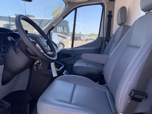 2019 Ford Transit 250 Med Roof RWD, Thermo King Refrigerated Body #KKB73161 - photo 15