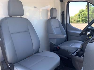 2019 Ford Transit 250 Med Roof RWD, Thermo King Refrigerated Body #KKB73161 - photo 10