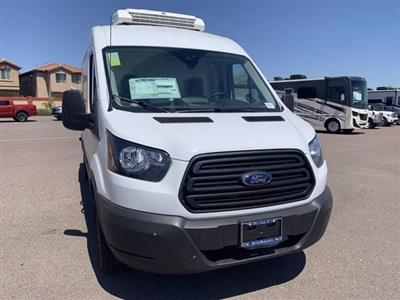 2019 Ford Transit 250 Med Roof 4x2, Thermo King Refrigerated Body #KKB73161 - photo 4