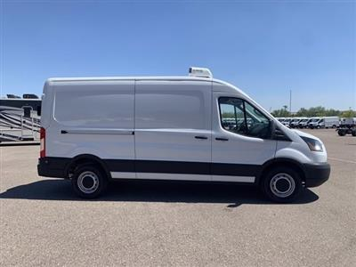 2019 Ford Transit 250 Med Roof RWD, Thermo King Refrigerated Body #KKB73161 - photo 5