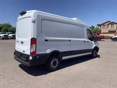 2019 Ford Transit 250 Med Roof RWD, Thermo King Refrigerated Body #KKB73161 - photo 3