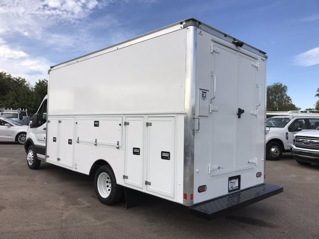 2019 Ford Transit 350 HD DRW 4x2, Supreme Spartan Service Utility Van #KKB87485 - photo 10