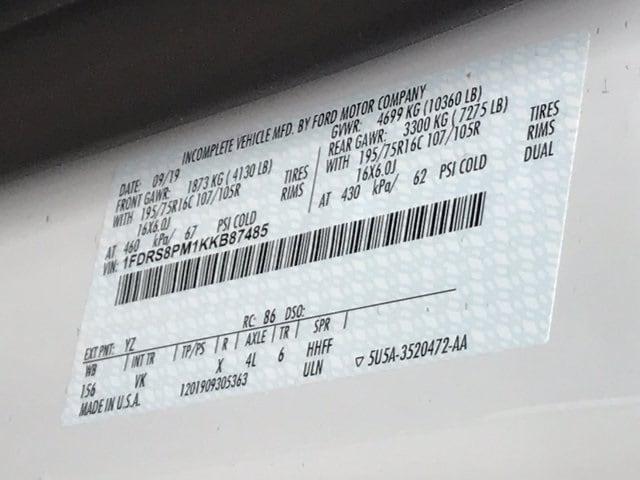 2019 Ford Transit 350 HD DRW 4x2, Supreme Spartan Service Utility Van #KKB87485 - photo 35