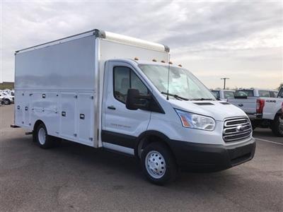 2019 Ford Transit 350 HD DRW 4x2, Supreme Spartan Service Utility Van #KKB87485 - photo 1