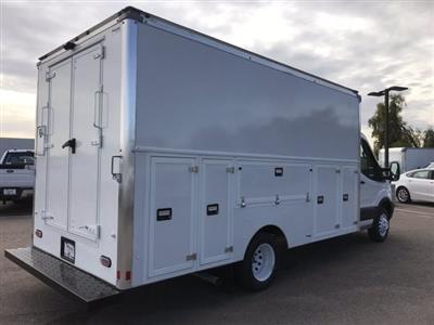 2019 Ford Transit 350 HD DRW 4x2, Supreme Spartan Service Utility Van #KKB87485 - photo 2