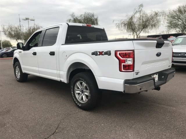 2019 F-150 SuperCrew Cab 4x4, Pickup #KKC04083 - photo 3