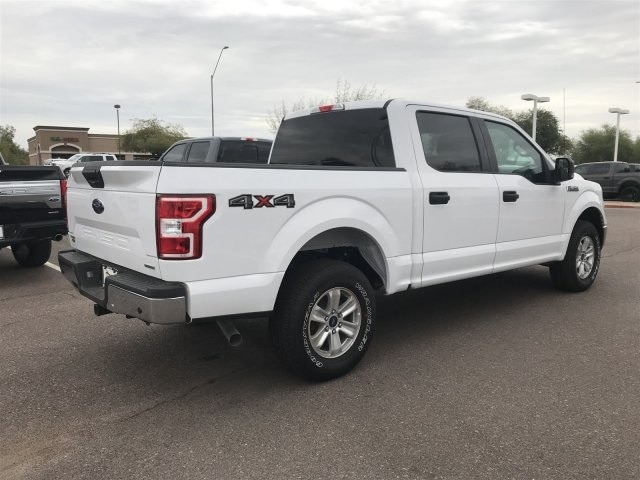 2019 F-150 SuperCrew Cab 4x4, Pickup #KKC04083 - photo 2
