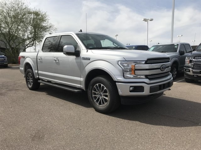 2019 F-150 SuperCrew Cab 4x4,  Pickup #KKC14678 - photo 1