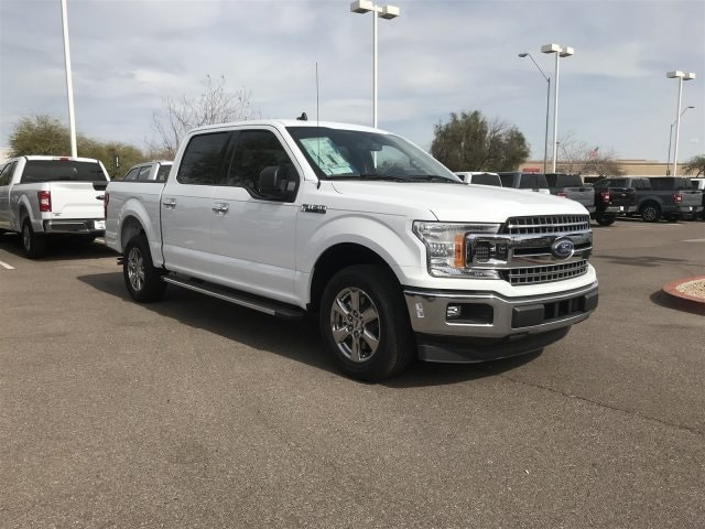 2019 F-150 SuperCrew Cab 4x2,  Pickup #KKC35690 - photo 1
