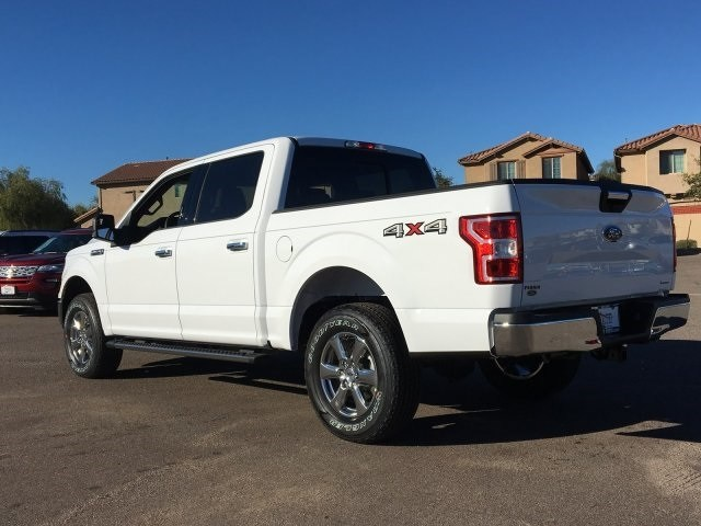 2019 F-150 SuperCrew Cab 4x4,  Pickup #KKC35694 - photo 3
