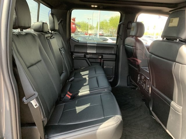 2019 F-150 SuperCrew Cab 4x4,  Tuscany Pickup #KKC61804 - photo 9