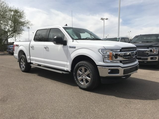 2019 F-150 SuperCrew Cab 4x4,  Pickup #KKC70097 - photo 1