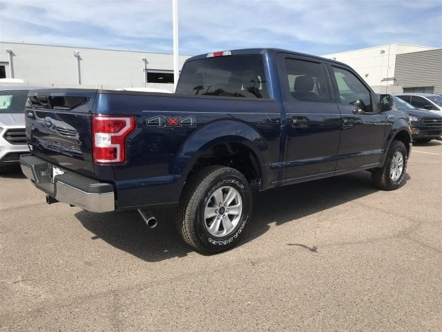 2019 F-150 SuperCrew Cab 4x4,  Pickup #KKC87127 - photo 2