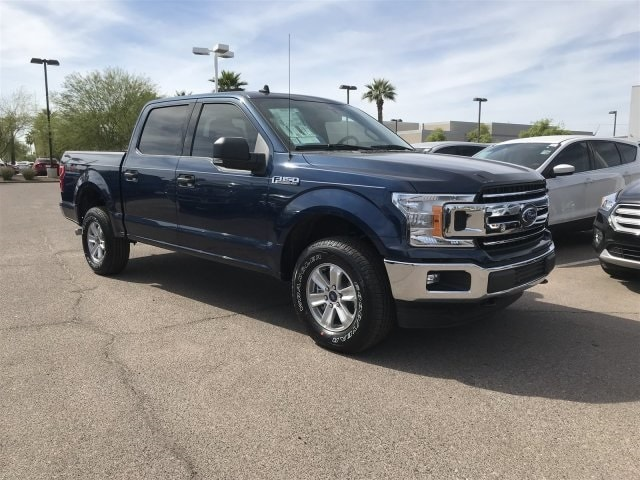 2019 F-150 SuperCrew Cab 4x4,  Pickup #KKC87127 - photo 1