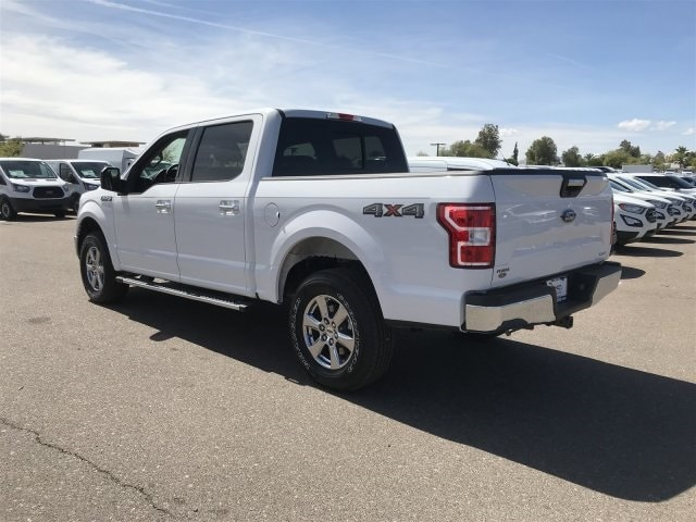 2019 F-150 SuperCrew Cab 4x4,  Pickup #KKC98938 - photo 3