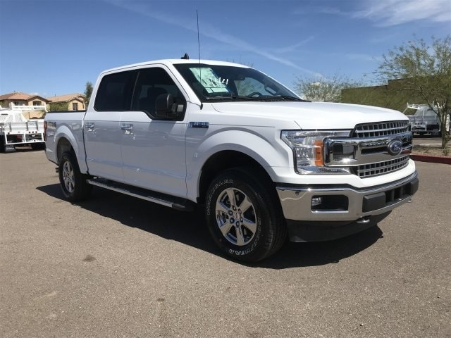 2019 F-150 SuperCrew Cab 4x4,  Pickup #KKC98938 - photo 1