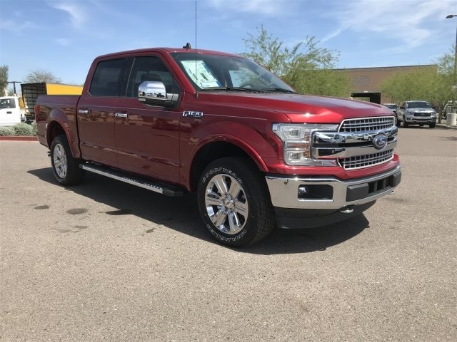 2019 F-150 SuperCrew Cab 4x4,  Pickup #KKD13405 - photo 1
