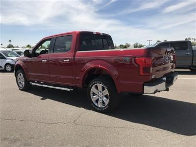 2019 F-150 SuperCrew Cab 4x4,  Pickup #KKD13405 - photo 3
