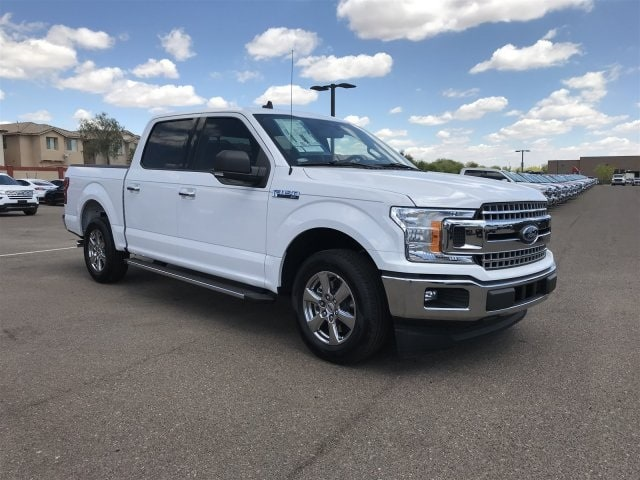 2019 F-150 SuperCrew Cab 4x2,  Pickup #KKD28275 - photo 1