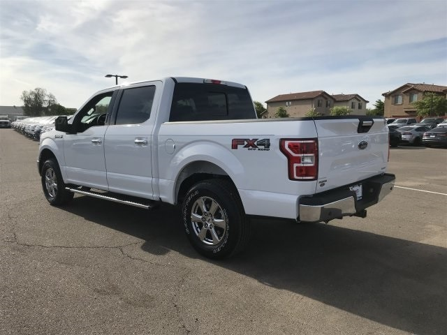 2019 F-150 SuperCrew Cab 4x4, Pickup #KKD28289 - photo 3