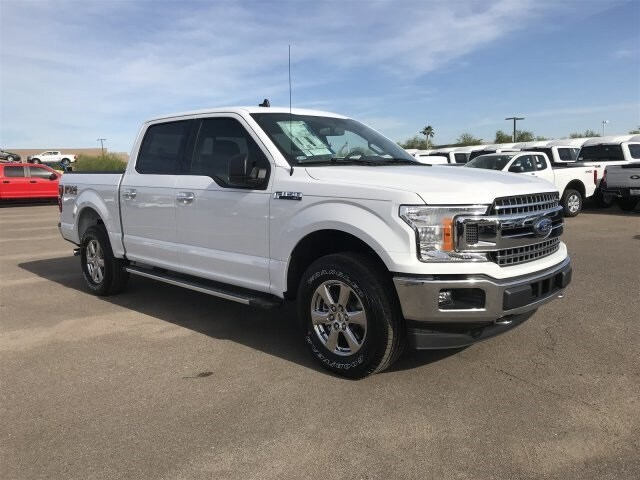 2019 F-150 SuperCrew Cab 4x4, Pickup #KKD28289 - photo 1