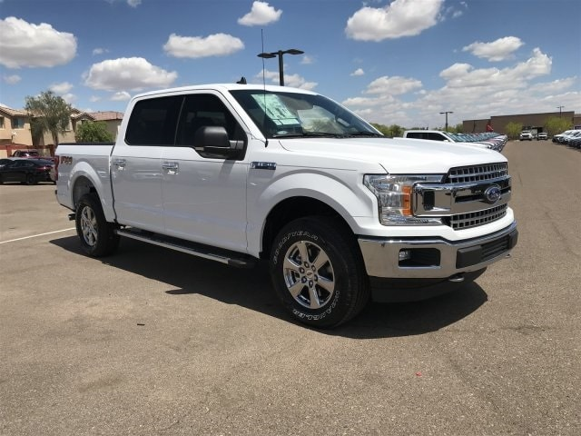 2019 F-150 SuperCrew Cab 4x4,  Pickup #KKD28299 - photo 1