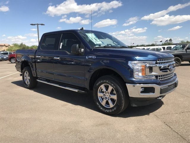 2019 F-150 SuperCrew Cab 4x4, Pickup #KKD28302 - photo 1