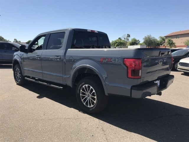 2019 F-150 SuperCrew Cab 4x4,  Pickup #KKD28309 - photo 3