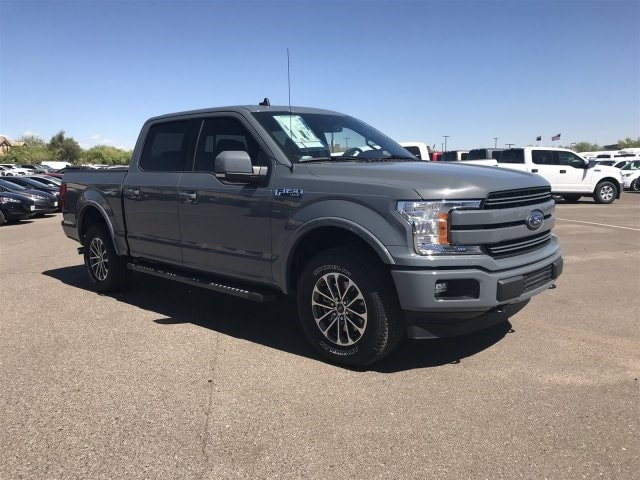 2019 F-150 SuperCrew Cab 4x4,  Pickup #KKD28309 - photo 1