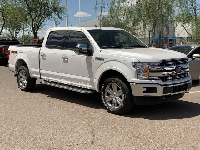2019 F-150 SuperCrew Cab 4x4,  Pickup #KKD28311 - photo 1