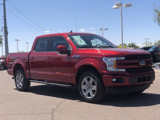2019 F-150 SuperCrew Cab 4x4,  Pickup #KKD28312 - photo 1