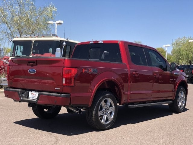2019 F-150 SuperCrew Cab 4x4,  Pickup #KKD28312 - photo 2