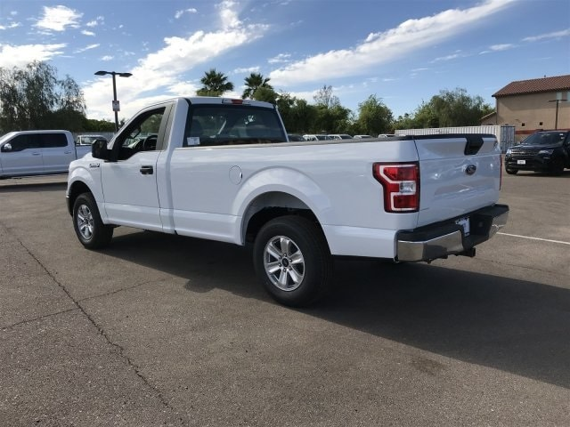 2019 F-150 Regular Cab 4x2,  Pickup #KKD33951 - photo 4