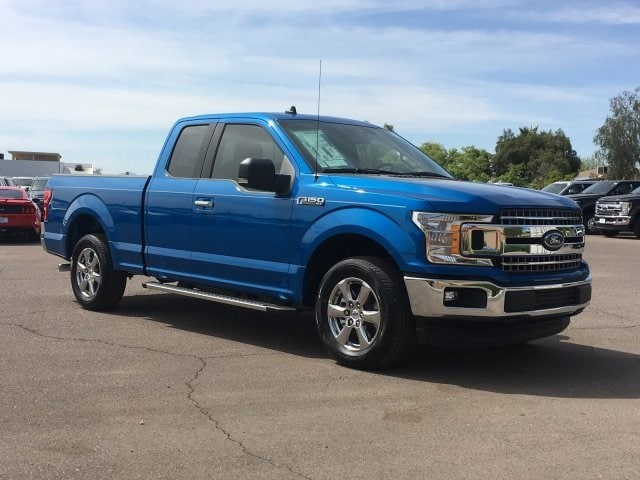 2019 F-150 Super Cab 4x2,  Pickup #KKD33963 - photo 1
