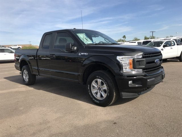 2019 F-150 Super Cab 4x4,  Pickup #KKD33966 - photo 1