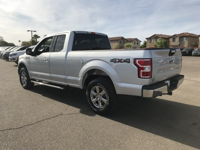 2019 F-150 Super Cab 4x4,  Pickup #KKD33969 - photo 3