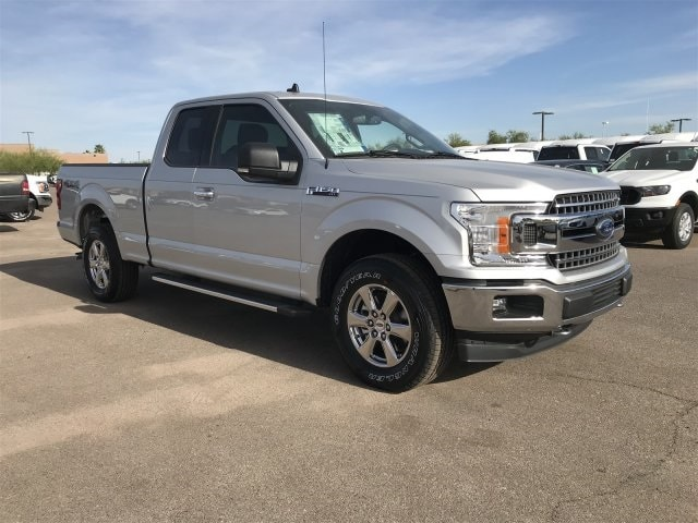 2019 F-150 Super Cab 4x4,  Pickup #KKD33969 - photo 1