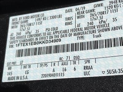 2019 Ford F-150 Super Cab 4x4, Pickup #KKD34909 - photo 21