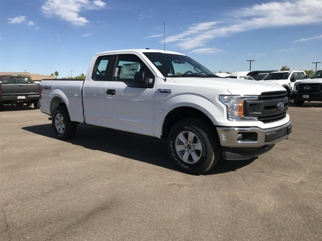 2019 F-150 Super Cab 4x4, Pickup #KKD37018 - photo 1
